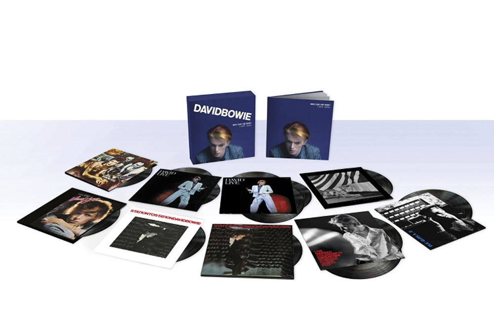 David Bowie boxed set giveaway
