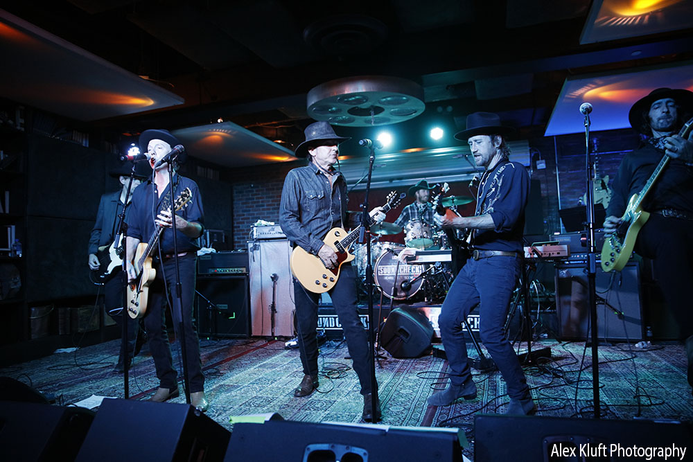 Los Sabados Tardes at Lucky Strike Hollywood photo by Alex Kluft