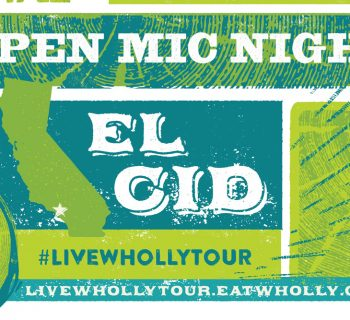 Wholly Guacamole Open Mic Talent Search