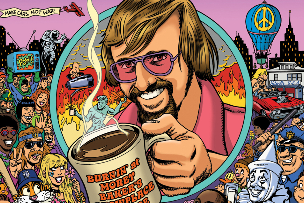 Dennis Coffey Hot Coffey in the D music album review