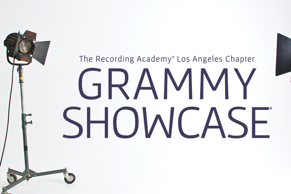 L.A. Chapter Grammy Showcase 2017