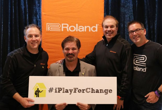 Roland partners with Playing For Change Foundation