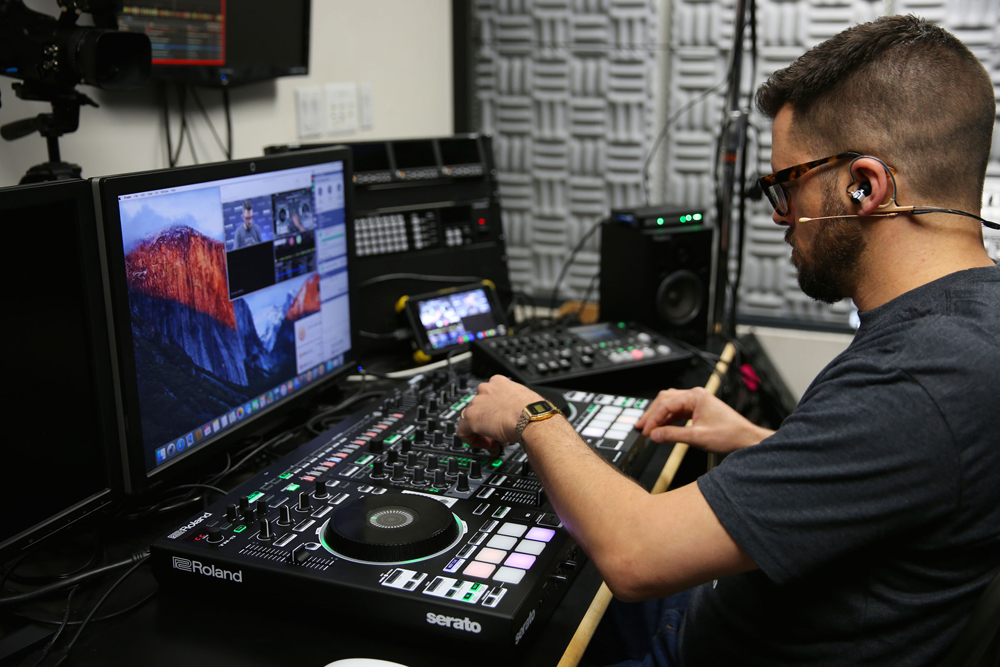 Roland Cloud Academy DJ 808 Training