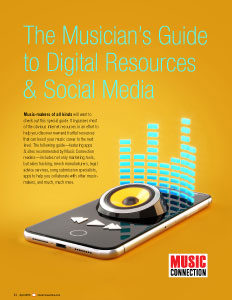 Industry Contacts | Music Connection Magazine