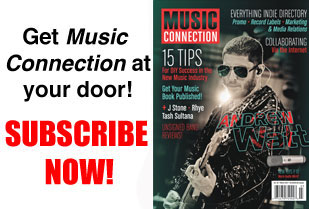 Music Connection Magazine